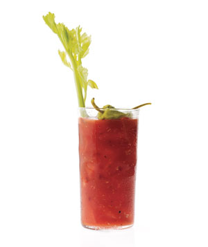 Vesica Vodka Makes a Mean Bloody Mary | The Kissters