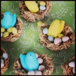 Happy Easter- cute recipe that appeared on Celebrations.com