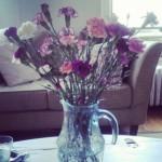 Fresh flowers for Easter!