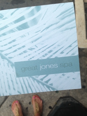 great jones spa