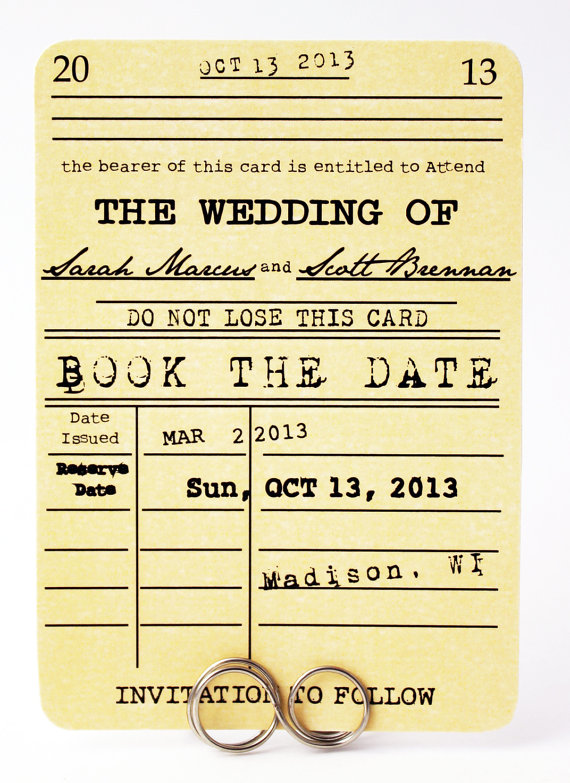 save the date pinterest