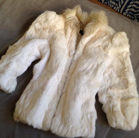 Vintage Fur: $145