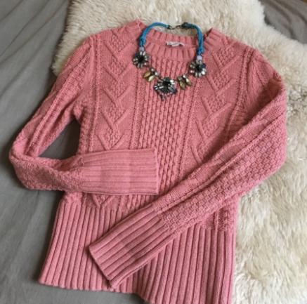 Gap Sweater: $30