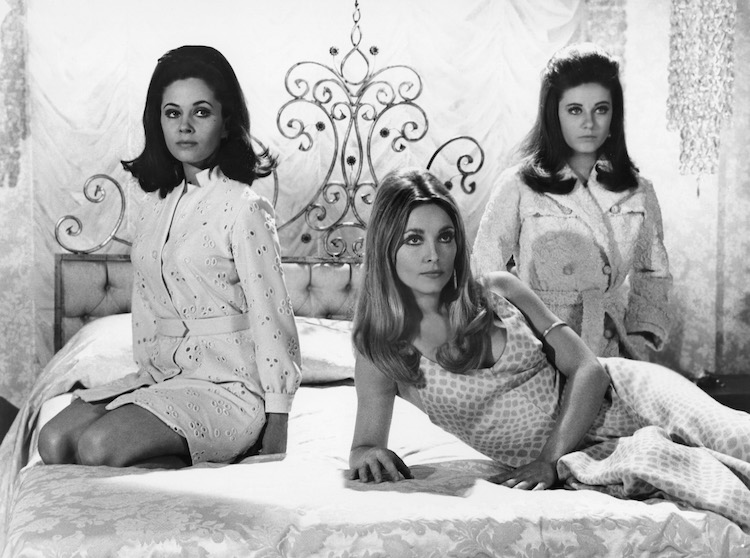 From the 1967 film adaptation of Valley of the Dolls